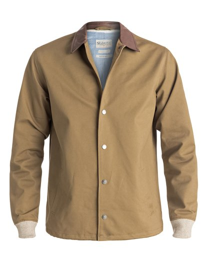 Waterman Liquid Water - Water-Repellent Coach Jacket  EQMJK03001