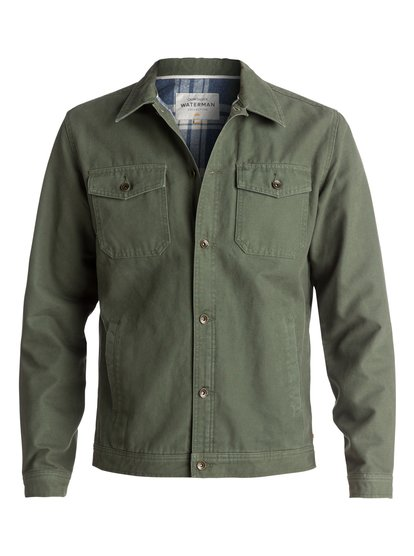 Waterman Tradie - Button-Up Coat  EQMJK03003