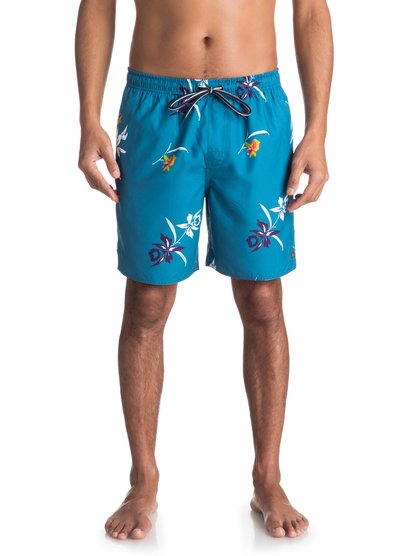 "Waterman Monolai 18"" - Swim Shorts  EQMJV03030"