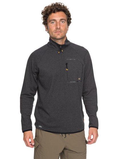 Waterman Quiksilver - Technical Half-Zip Sweatshirt  EQMKT03024