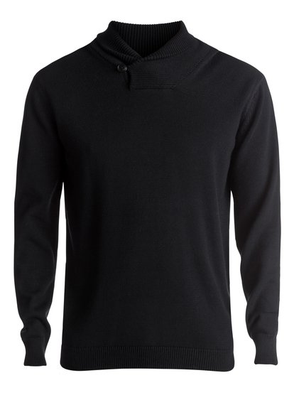 Waterman Warm Winds - Shawl-Neck Jumper  EQMSW03004