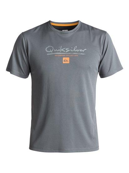 Waterman Gut Check - Amphibian UPF 40 Surf T-Shirt  EQMWR03018