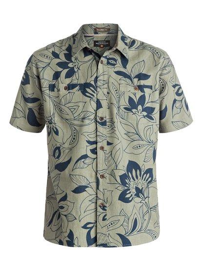 Waterman Abundance - Short Sleeve Shirt  EQMWT03009