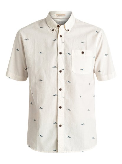 Waterman Post Surf - Short Sleeve Shirt  EQMWT03011