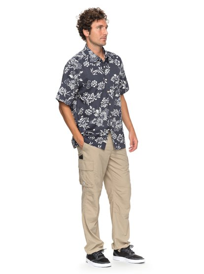 Рубашка с коротким рукавом Waterman Omfloral ручка waterman s0952360