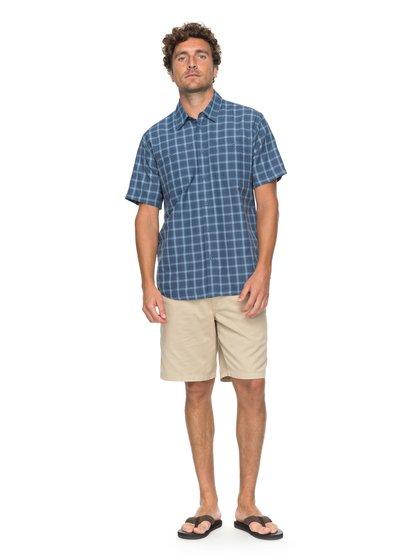 Рубашка с коротким рукавом Waterman Wake Plaid 2&amp;nbsp;<br>