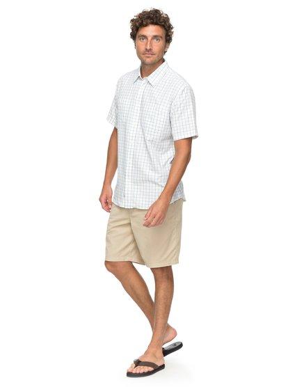 Рубашка с коротким рукавом Waterman Wake Plaid 2 ручка waterman s0952360