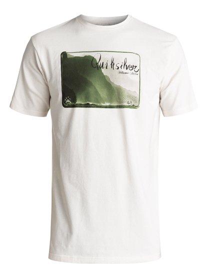 Waterman Napali Coast - T-Shirt  EQMZT03014