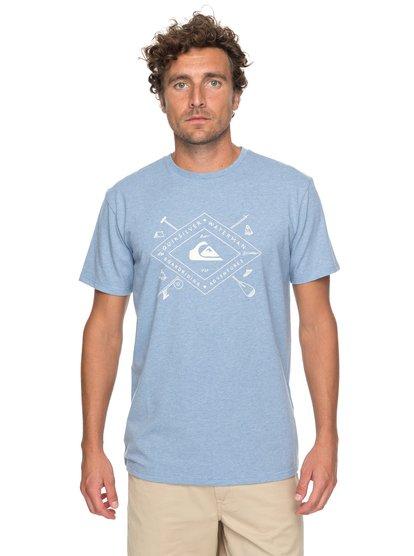 Waterman Sandhill Peaks Performance - T-Shirt  EQMZT03067