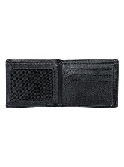 Macking WalletМужской кошелек Macking Leather от Quiksilver. <br>ХАРАКТЕРИСТИКИ: металлические заклепки с маркировкой Quiksilver, изделие из мягкой кожи, карман на молнии. <br>СОСТАВ: 100% кожа.<br>