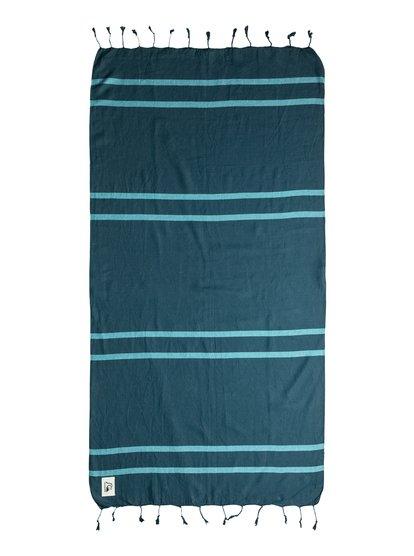 Мужское пляжное полотенце OriginalМужское пляжное пототенце Original от Quiksilver.ХАРАКТЕРИСТИКИ: легкий и плотный хлопок, стопроцентный хлопок, в полоску, ярлык Quiksilver.СОСТАВ: 100% хлопок.<br>