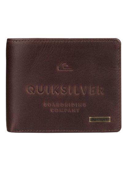 Mack - Leather Wallet  EQYAA03398