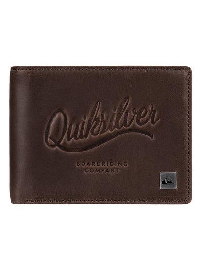 Mack - Leather Wallet  EQYAA03522