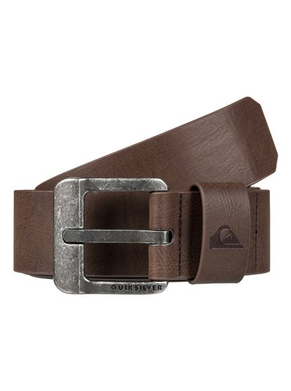Main Street - Faux-Leather Belt  EQYAA03558