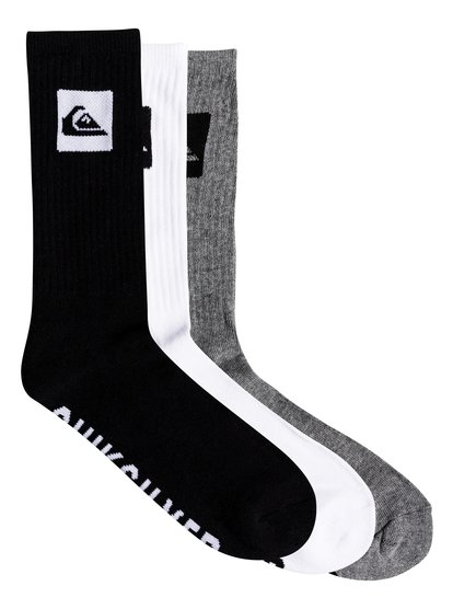 Quiksilver - Mi-chaussettes pour Homme - Multicouleurs - Quiksilver