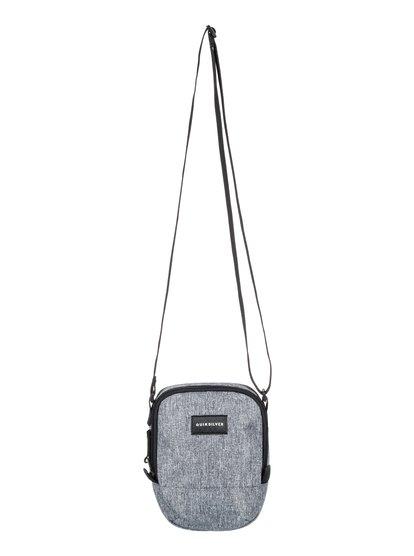 Black Dies - petit sac bandoulière pour homme - gris - quiksilver