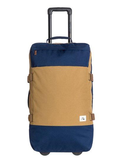 Men's Delay Modern Original Wheeled Suitcase от Quiksilver RU