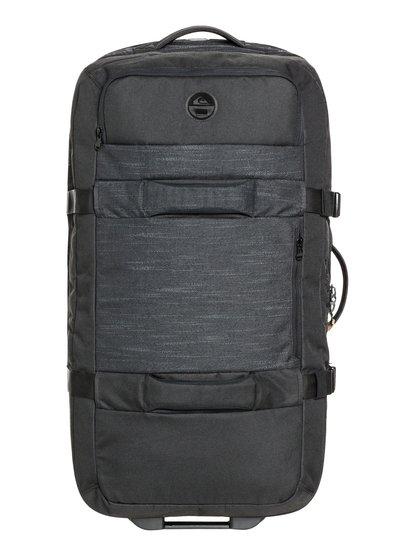 New Reach 100l - valise à roulettes extra-large - noir - quiksilver