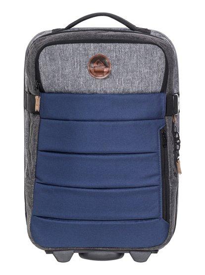 New Horizon 32L - Bagage cabine à roulettes pour Homme - Bleu - Quiksilver