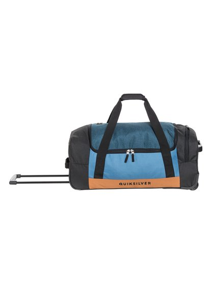 New Centurion - valise à roulettes pour homme - bleu - quiksilver