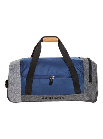 New Centurion 60l - valise à roulettes pour homme - bleu - quiksilver
