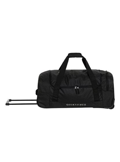 New Centurion 60l - valise à roulettes pour homme - noir - quiksilver