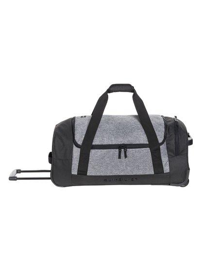New Centurion - valise à roulettes pour homme - gris - quiksilver