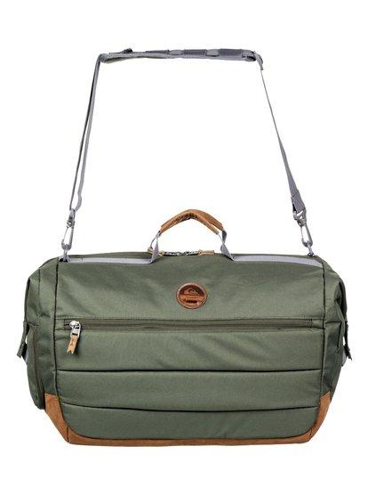 Namotu 40l - grand sac de voyage pour homme - marron - quiksilver