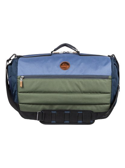 Namotu 40l - grand sac de voyage - noir - quiksilver