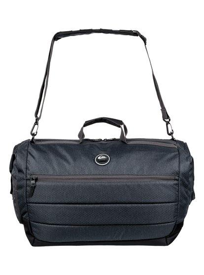 Namotu 40l - grand sac de voyage pour homme - noir - quiksilver