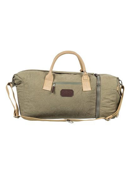Premium Weekender 42l - grand sac à dos de voyage 2 en 1 - marron - quiksilver