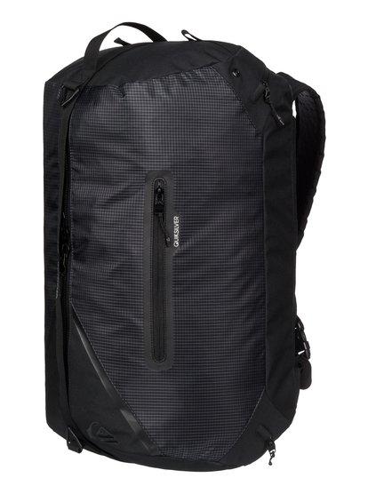 Mens Commuter AG47 BackpackМужской рюкзак Coммuter AG47от Quiksilver. <br>ХАРАКТЕРИСТИКИ: 2-в-1 – рюкзак и сумка-даффл, основное отделение на молнии с фронтальным доступом, верхни доступ в отделение для ноутбука на молнии, одно нижнее отделение для влажных вещей. <br>СОСТАВ: 100% полиэстер.<br>