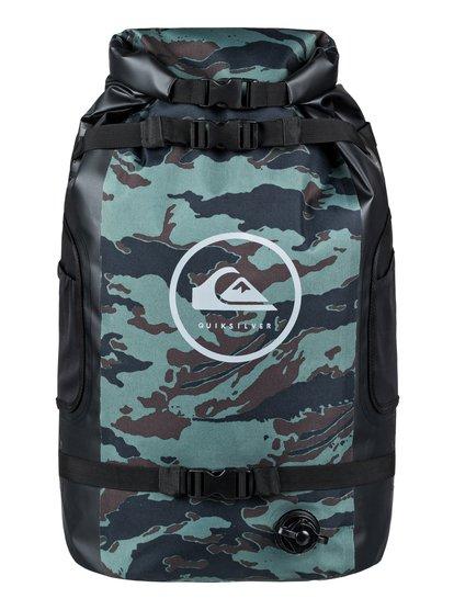 Sea Stash 35L - Grand sac de surf roll-top - Bleu - Quiksilver