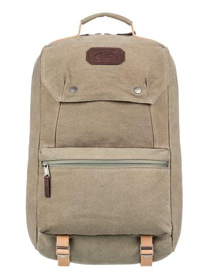 Premium 28l - grand sac à dos en toile - marron - quiksilver