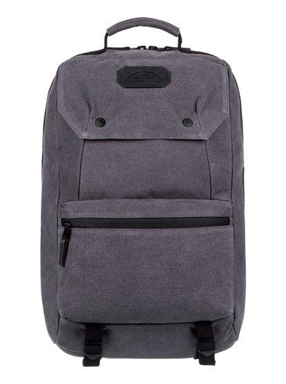 Premium 28L - Grand sac à dos en toile - Noir - Quiksilver
