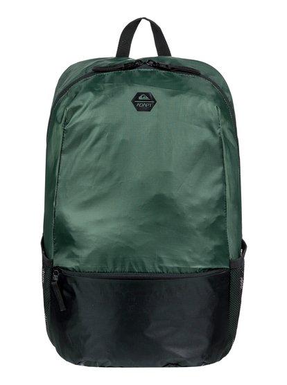 Primitiv Packable 22L - Sac à dos taille moyenne pliable - Vert - Quiksilver