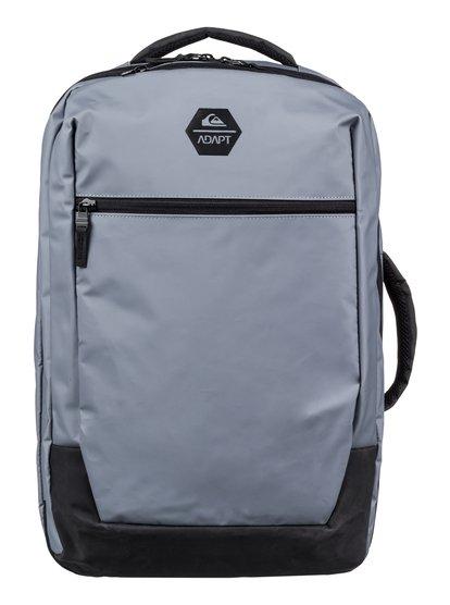 Adapt 35l - grand sac à dos de voyage - noir - quiksilver