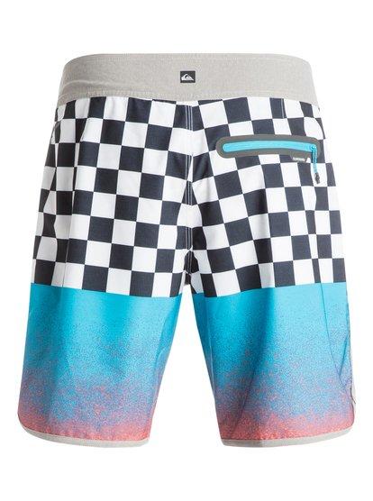 AG47 OG Scallop 18 - Board Shorts<br>