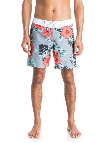 """Men's Havana 17"""" Boardshorts от Quiksilver RU"""