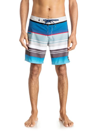 Quiksilver Бордшорты Everyday Stripe Vee 17""