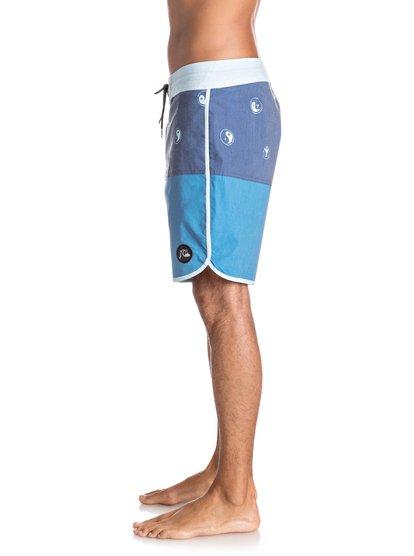 Пляжные шорты Quad Block 18 quiksilver шорты пляжные мужские quiksilver dot check