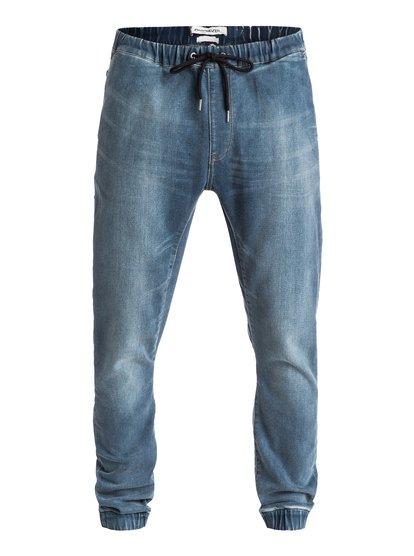 Fonic Denim Fleece - Slim Fit Jeans  EQYDP03193