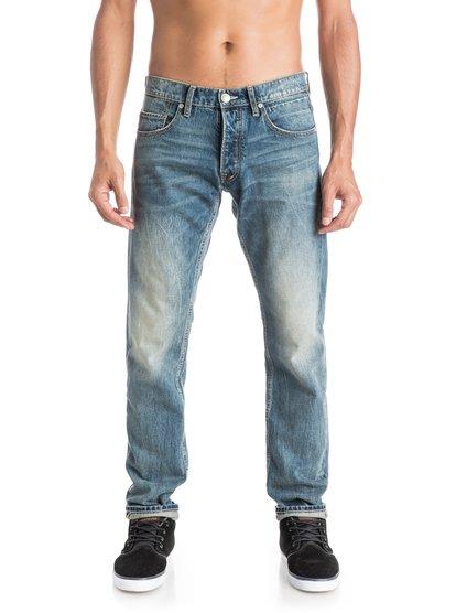 "Men's Revolver Brine 34"" Straight Fit Jeans от Quiksilver RU"