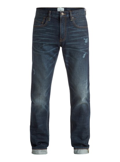 "Revolver Agy Blue 32"" - Straight Fit Jeans  EQYDP03235"