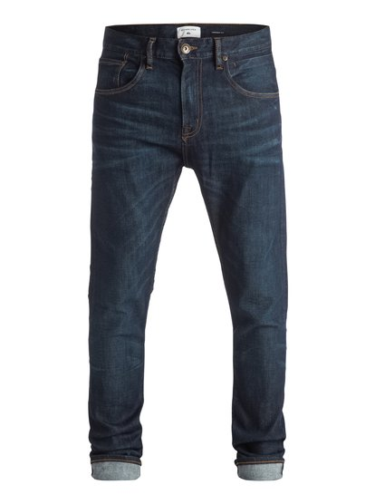 "Low Bridge Icy Blue 32"" - Skinny Fit Jeans  EQYDP03237"