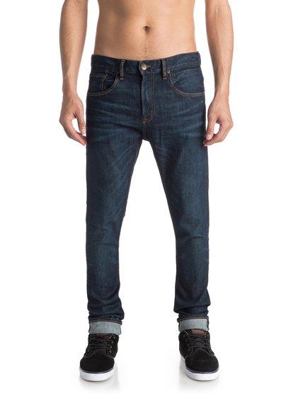 """Quiksilver Облегающие джинсы Low Bridge Icy Blue 32"""""""