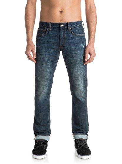 Узкие джинсы Distorsion Agy Blue 32»