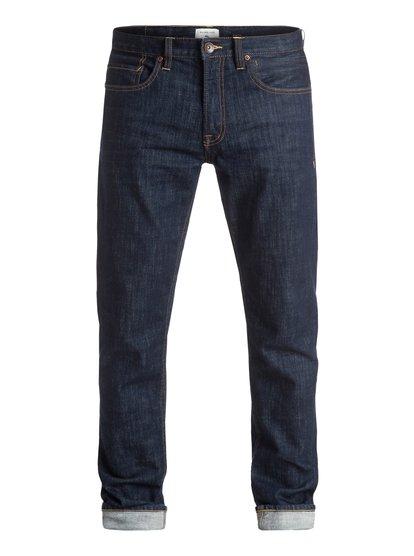 "Distorsion Rinse 34"" - Slim Fit Jeans  EQYDP03253"