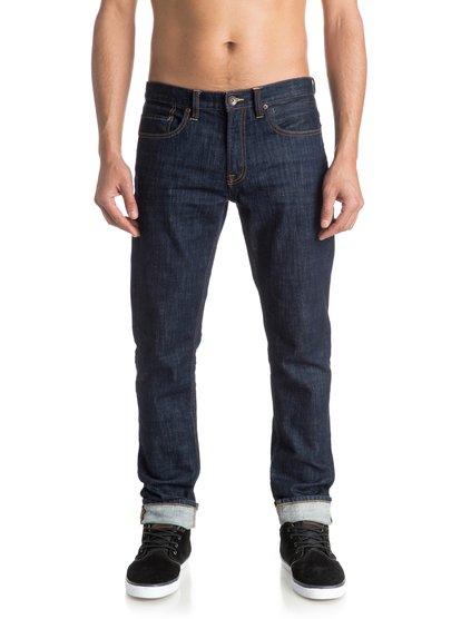 Quiksilver Узкие джинсы Distorsion Rinse 34»