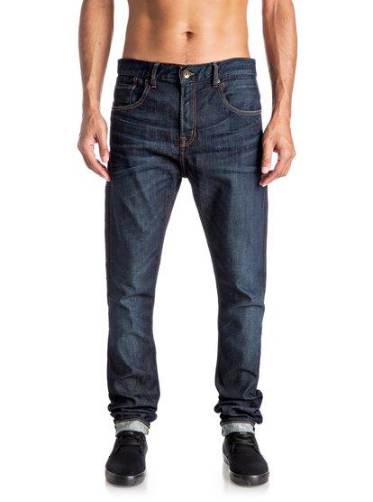 Джинсы-скинни Low Bridge Icy BlueМужские джинсы-скинни тоже бывают, и модель Low Bridge тому прямое доказательство. Насыщенный темно-синий цвет, удобный эластичный материал, превосходно держащий форму, чуть заниженная шаговая линия – идеальный выбор на лето, зиму и все времена года, что их сменяют. Сочетаются с любыми футболками и рубашками!<br>